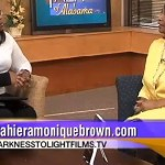 Tahiera Discusses Domestic Violence on Talk of Alabama